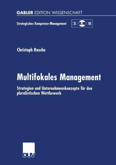Multifokales Management als Buch