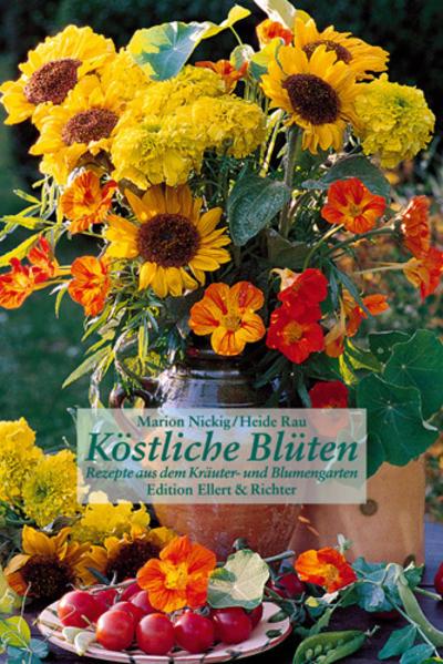 Köstliche Blüten als Buch