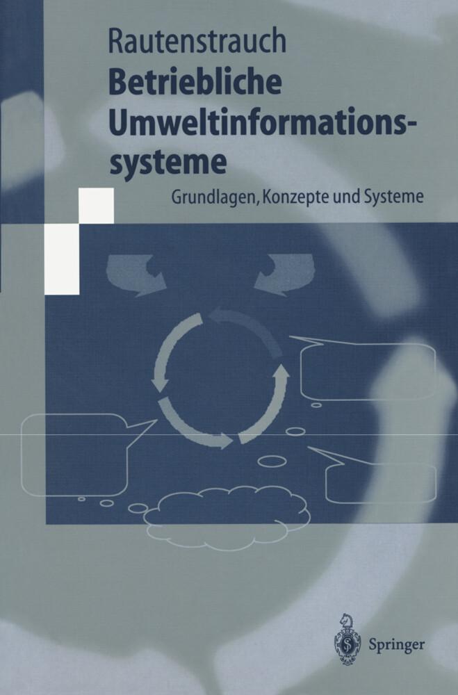 Betriebliche Umweltinformationssysteme als Buch