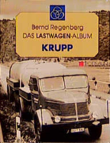 Das Lastwagen-Album Krupp als Buch