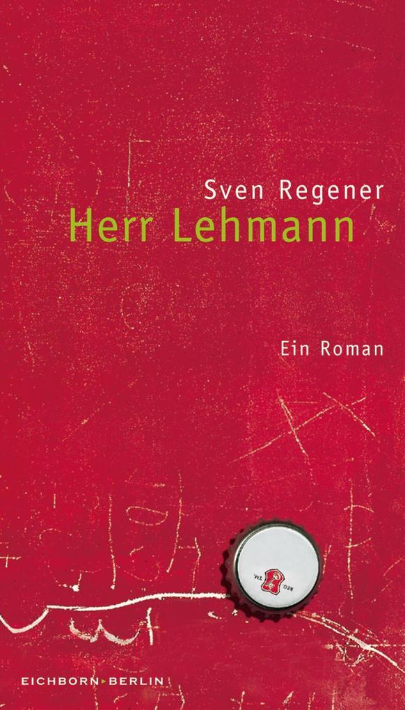 Herr Lehmann als Buch