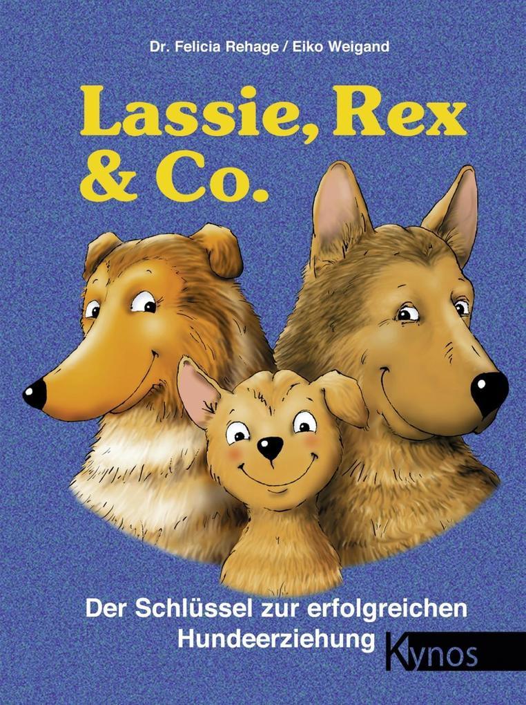 Lassie, Rex und Co als Buch