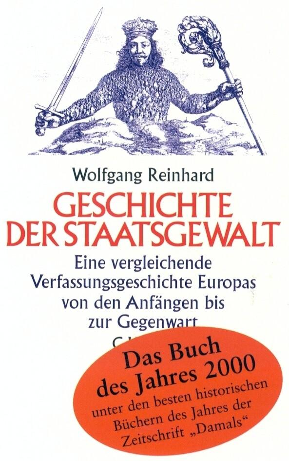 Geschichte der Staatsgewalt als Buch