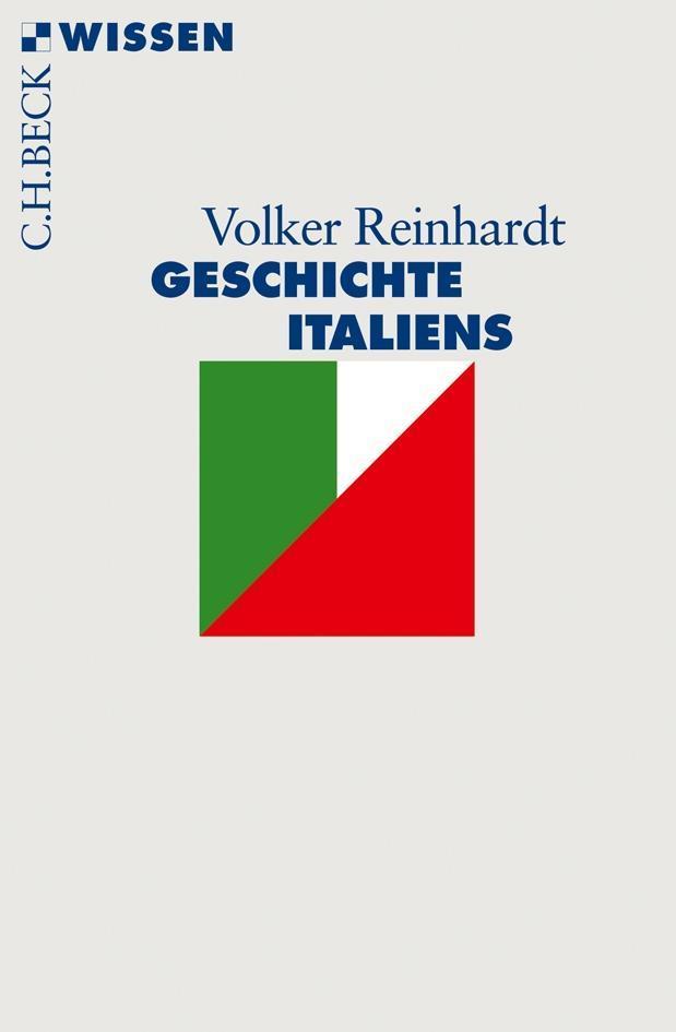 Geschichte Italiens als Taschenbuch