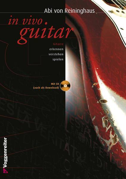In Vivo Guitar. Mit CD als Buch