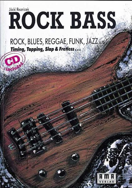 Rock Bass. Inkl. CD als Buch