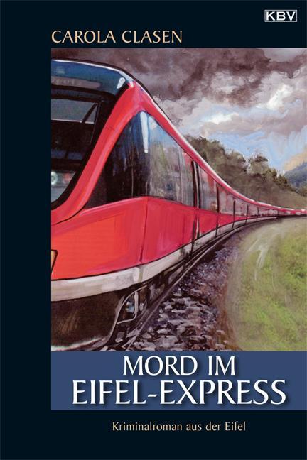 Mord im Eifel-Express als Taschenbuch
