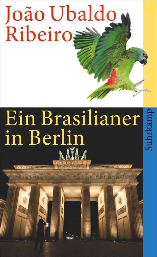 Ein Brasilianer in Berlin als Taschenbuch