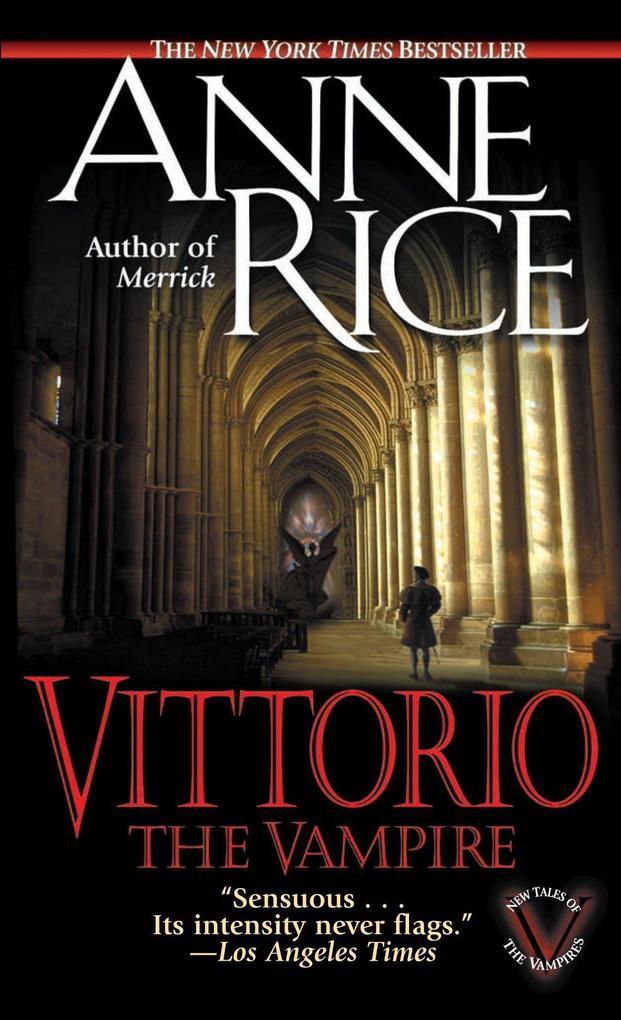Vittorio, the Vampire als Taschenbuch