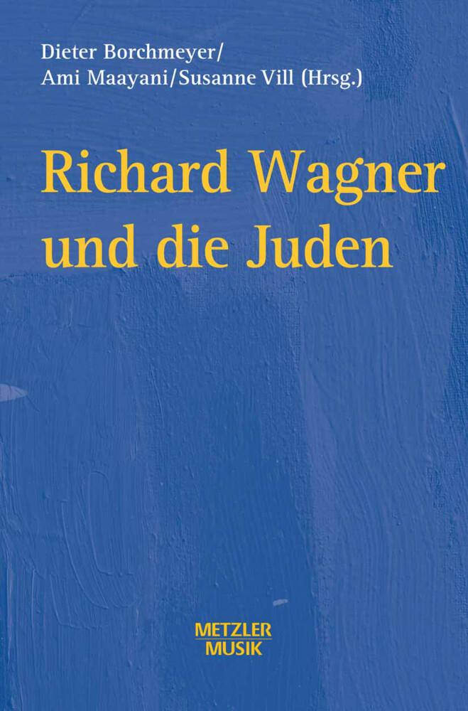 Richard Wagner und die Juden als Buch