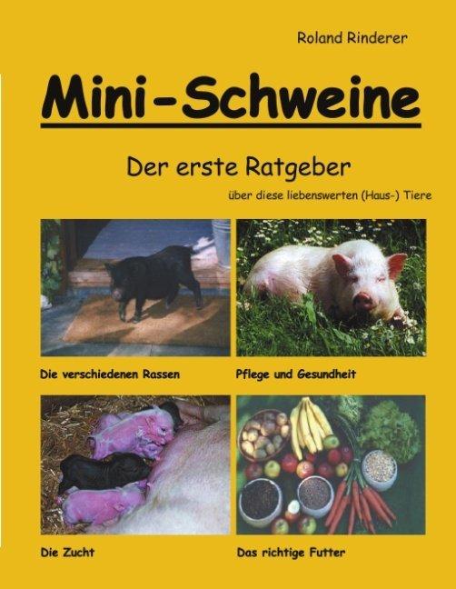 Mini-Schweine als Buch