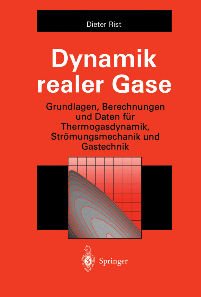 Dynamik realer Gase als Buch