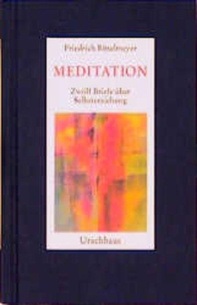 Meditation als Buch