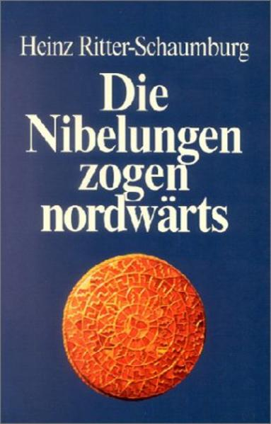 Die Nibelungen zogen nordwärts als Buch