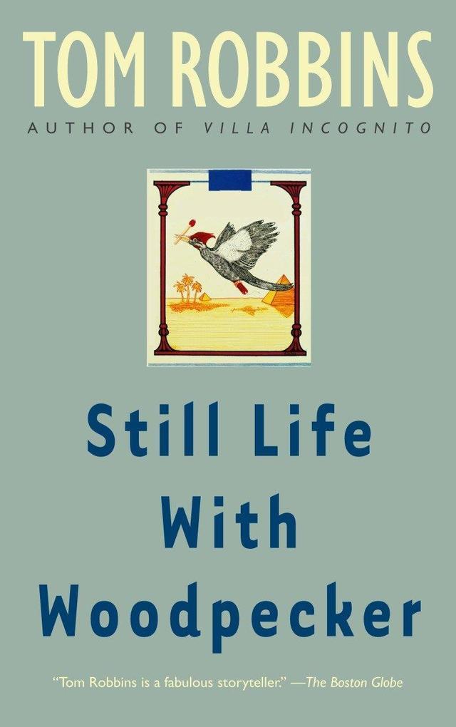 Still Life With Woodpecker als Taschenbuch