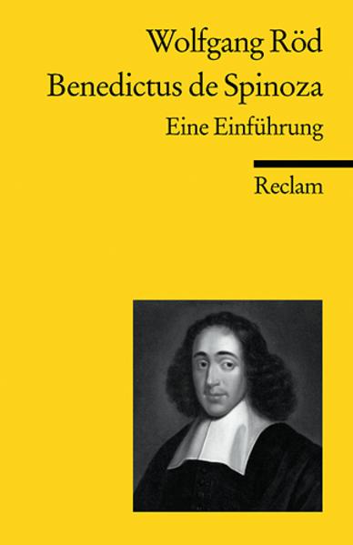Benedictus de Spinoza als Taschenbuch