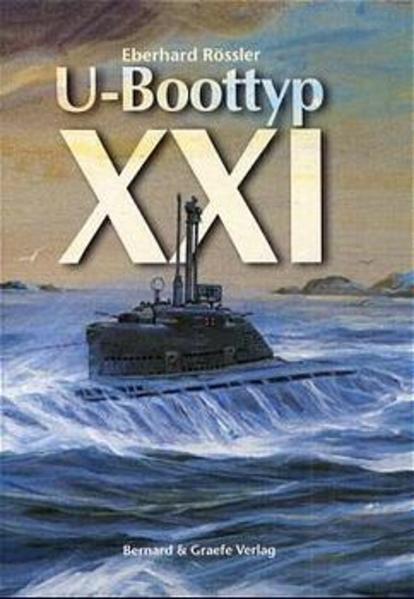 U-Boottyp XXI als Buch