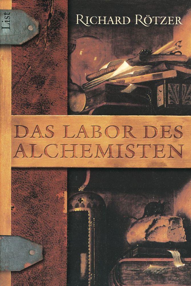 Das Labor des Alchemisten als Taschenbuch
