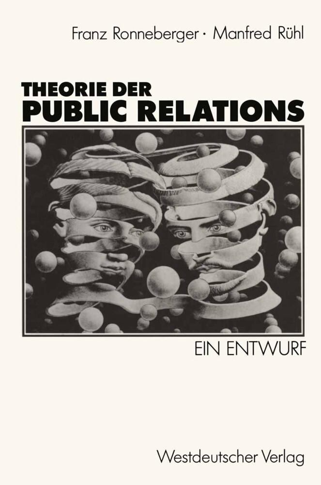 Theorie der Public Relations als Buch