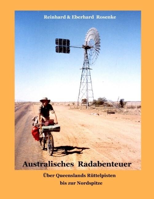 Australisches Radabenteuer als Buch