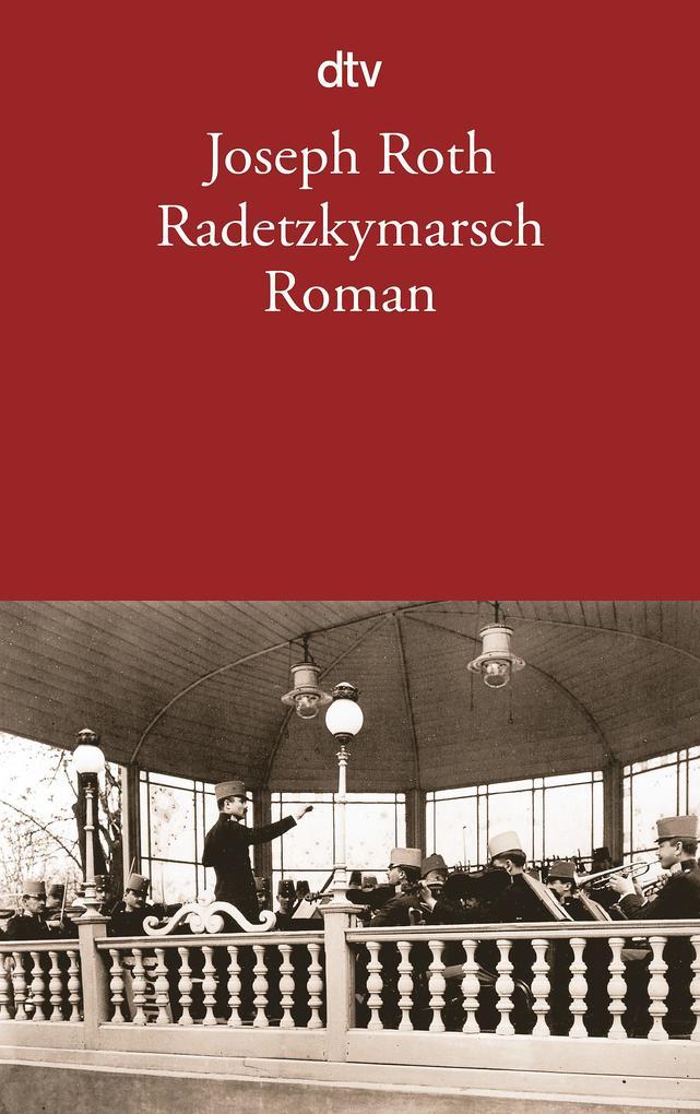 Radetzkymarsch als Taschenbuch