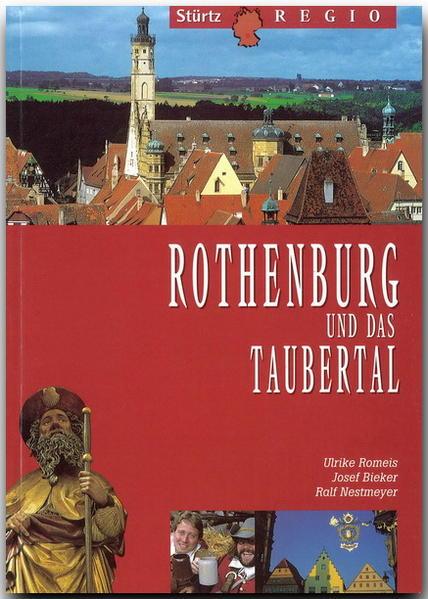 Rothenburg und das Taubertal als Buch