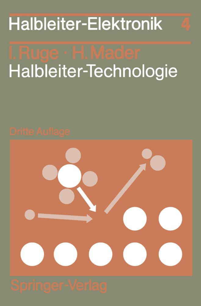 Halbleiter-Technologie als Buch