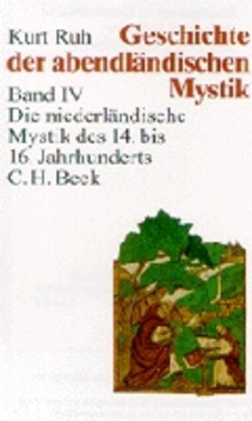 Geschichte der abendländischen Mystik 4 als Buch