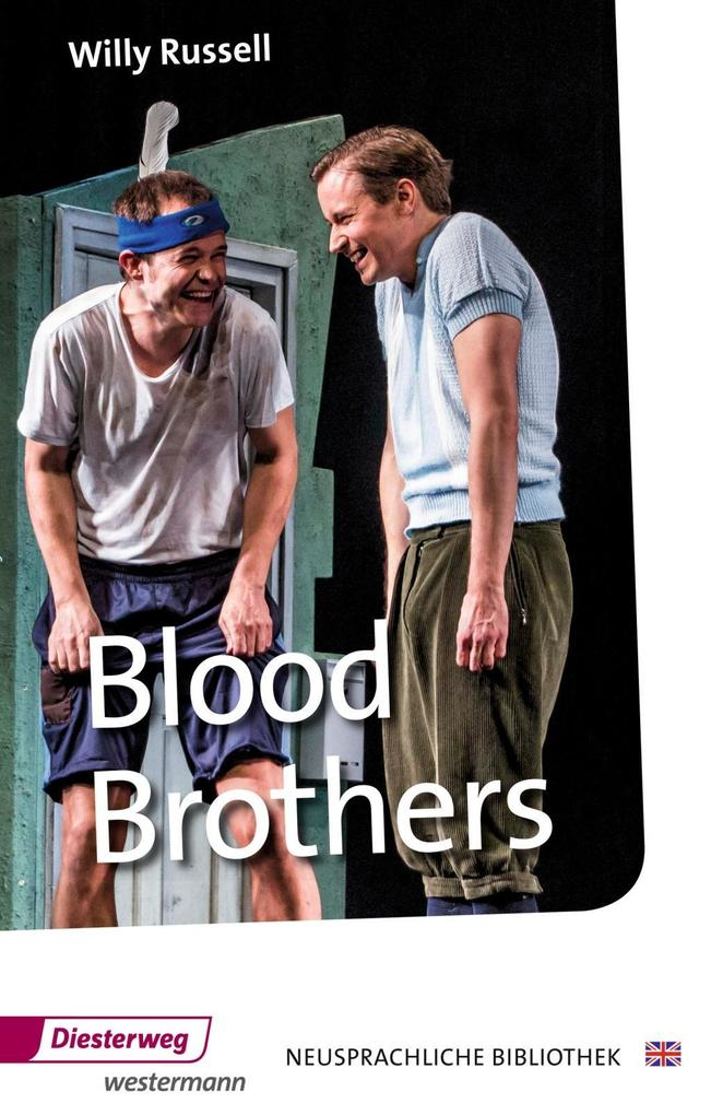 Blood Brothers als Buch