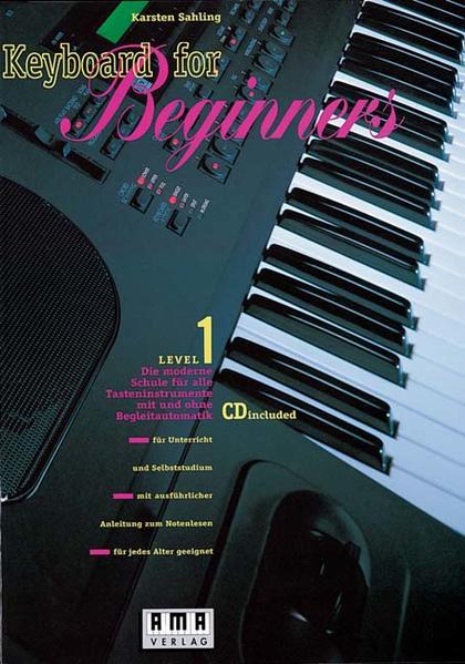 Keyboard for Beginners. Inkl. CD als Buch