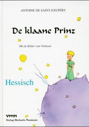 De klaane Prinz als Buch