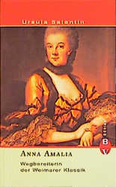 Anna Amalia als Buch