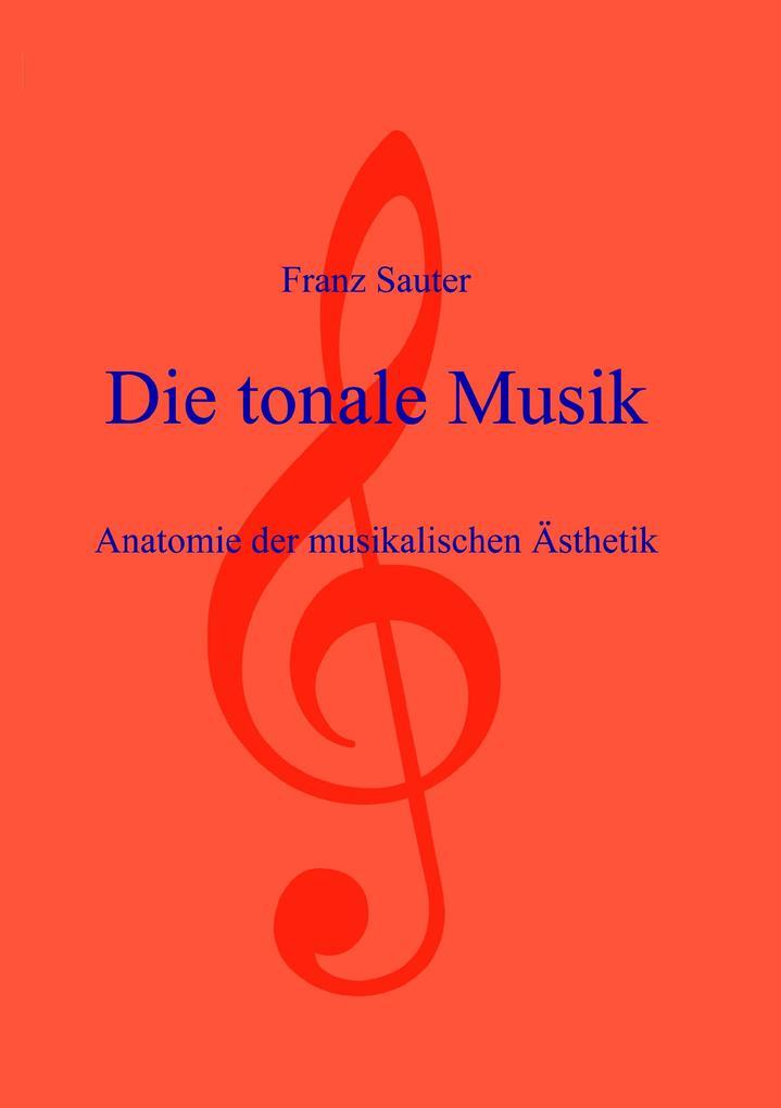 Die tonale Musik als Buch