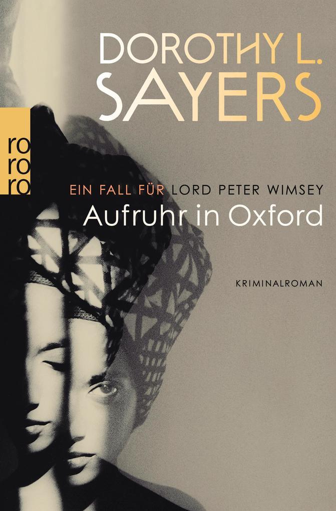 Aufruhr in Oxford als Taschenbuch