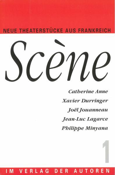 Scene 1. Neue französische Theaterstücke als Buch