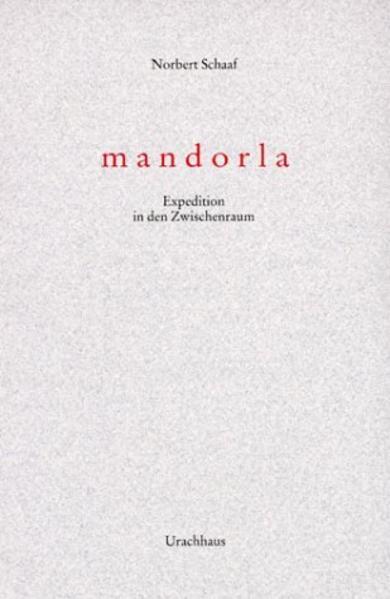 Mandorla als Buch