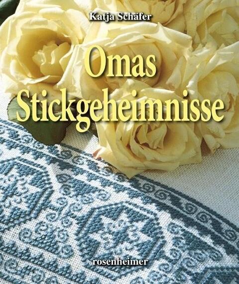 Omas Stickgeheimnisse als Buch