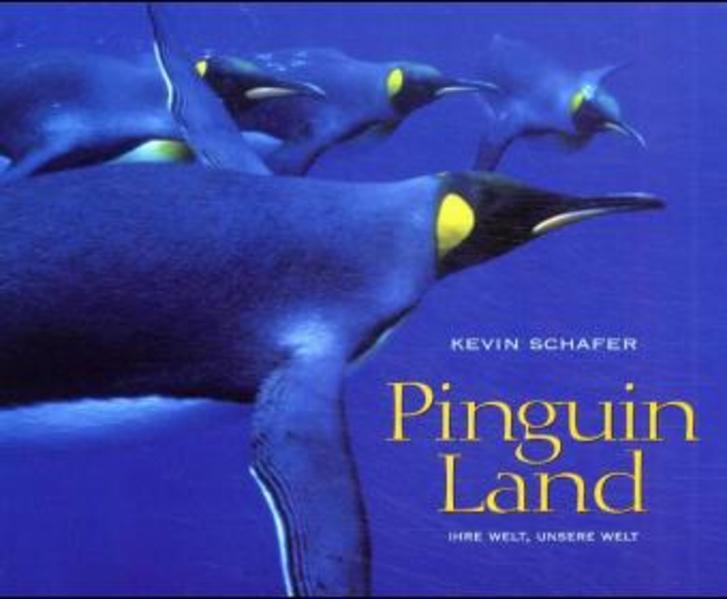Pinguine als Buch