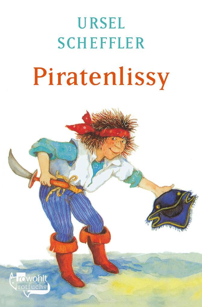 Piratenlissy als Taschenbuch