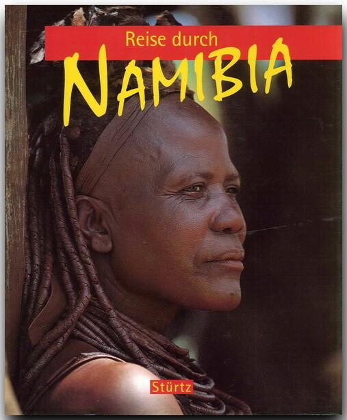 Reise durch Namibia als Buch