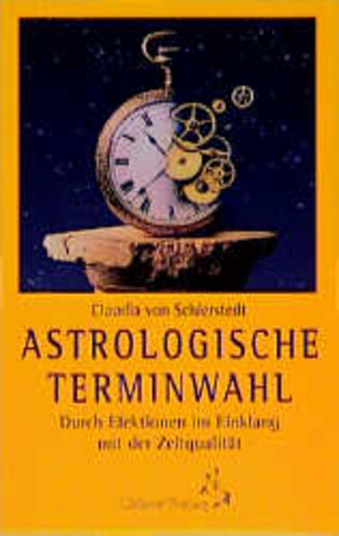 Astrologische Terminwahl als Buch