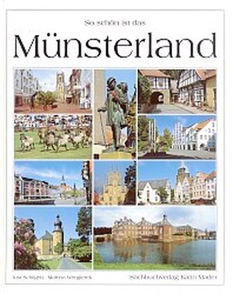 So schön ist das Münsterland als Buch