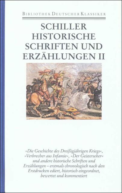 Historische Schriften und Erzählungen 2 als Buch