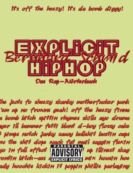 Explicit HipHop als Buch