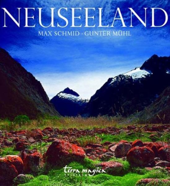 Neuseeland als Buch