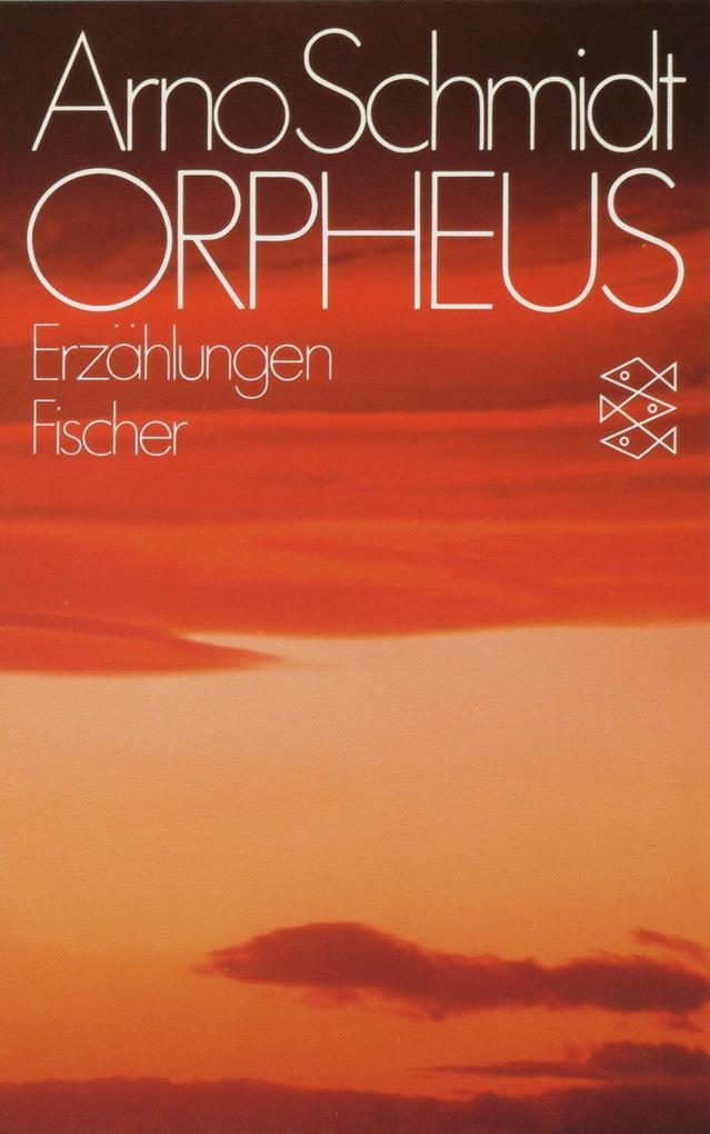 Orpheus als Taschenbuch