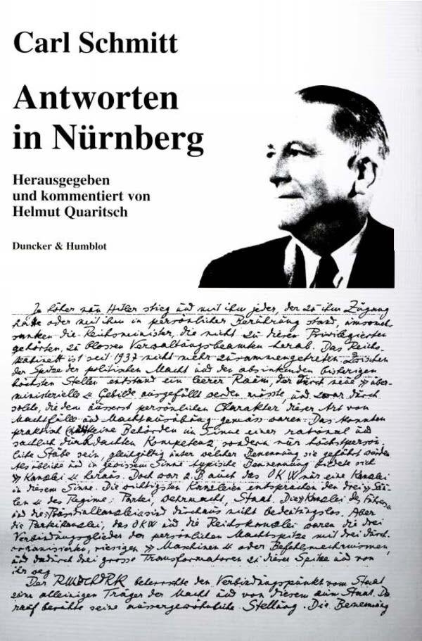 Antworten in Nürnberg als Buch