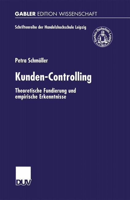 Kunden-Controlling als Buch