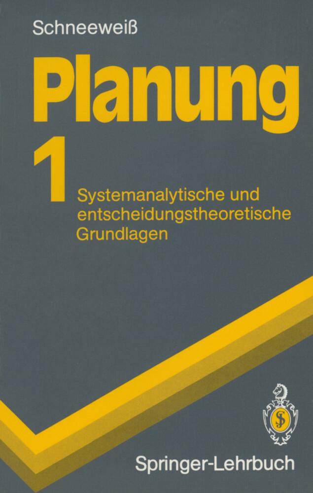 Planung als Buch