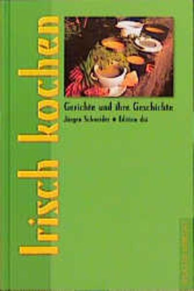 Irisch kochen als Buch